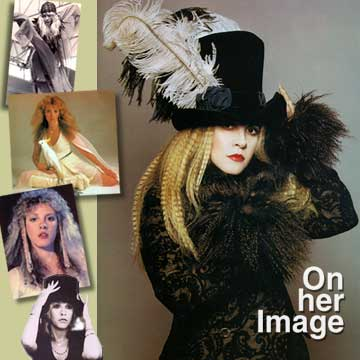 On Her Image - The many faces of Stevie Nicks
