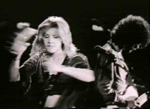 Lindsey and Stevie performing
